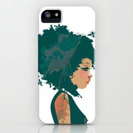 Je suis mon art  iPhone Case