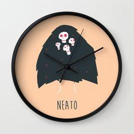 Neato Wall Clock