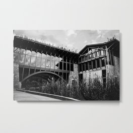 Heritage Center Metal Print
