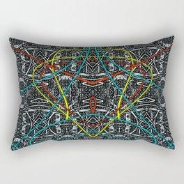 Yoga Z Rectangular Pillow