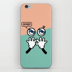 OMG!! iPhone & iPod Skin