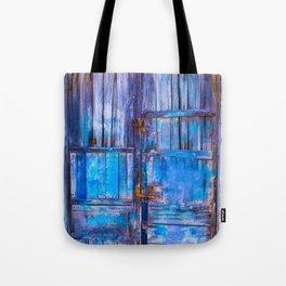 Old Door,Santorini Tote Bag