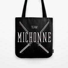 Team Michonne Tote Bag