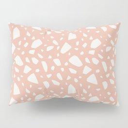 Terrazzo tile flooring Pillow Sham