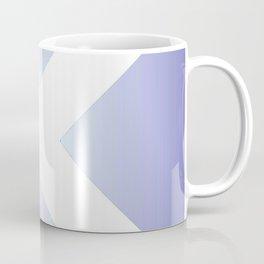 flag of scotland - with color gradient Coffee Mug
