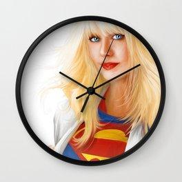 MOST ELIGIBLE KRYPTON Wall Clock