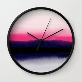Start Again Wall Clock