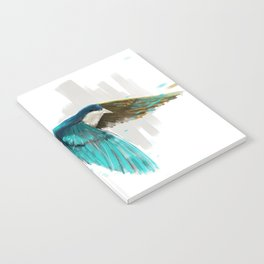 flying bird Notebook