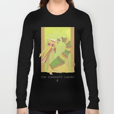 The Elephant's Garden - The Perpetual Glibb Long Sleeve T-shirt