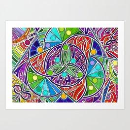 53 Art Print