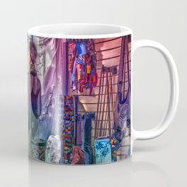 Moonflower Boutique Display Window Coffee Mug