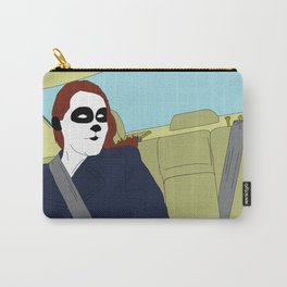 Backseat Glamor Tornado Carry-All Pouch