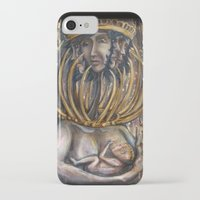 custom iPhone & iPod Cases featuring Custom Cages by Catastropher