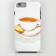 Cup of Tea and a biscuit Tough Case iPhone 6 Plus