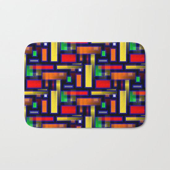 Color Merge Bath Mat