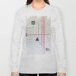 Sum Shape - 3D graphic Long Sleeve T-shirt