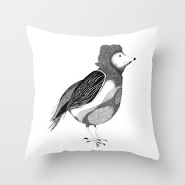 Pingu Throw Pillow