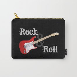 Rock and Roll Guitar Carry-All Pouch