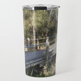 timber bridge Travel Mug