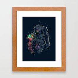 Jellyspace Framed Art Print