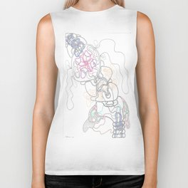 Escape from the Chrysalis Biker Tank