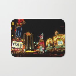 Las Vegas Lights Bath Mat