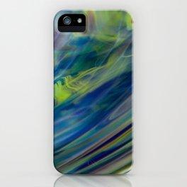 Running Blur iPhone Case