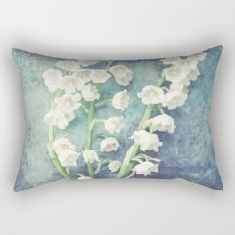 Lily Of The Valley II Rectangular Pillow
