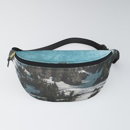 Mountain Morning Dew Fanny Pack