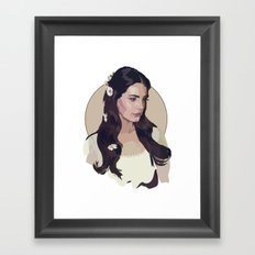 Lust for Life Framed Art Print