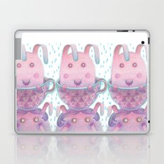 Head in a cup Laptop & iPad Skin