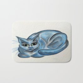 pickles marie cousteau Bath Mat