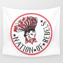Nation of Rebels Wall Tapestry