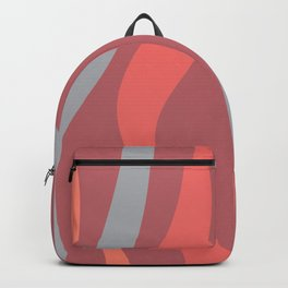 Abstract composition Backpack