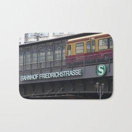 Berlin Friedrichstrasse, Station, Germany Bath Mat