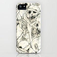 Bones iPhone (5, 5s) Slim Case