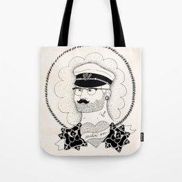 Sailin' on Tote Bag