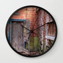 "Pepper Distillery Graffiti ""3"" Wall Clock"
