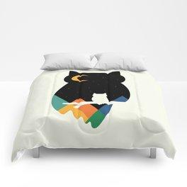 Eye On Owl Comforters
