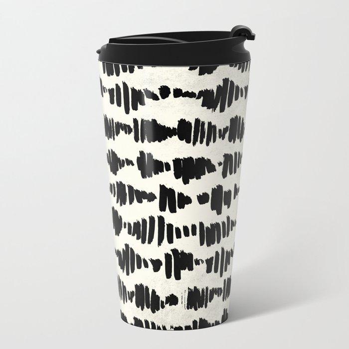 Tribal Song Metal Travel Mug