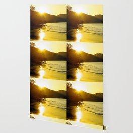 Pacific Sunset Wallpaper