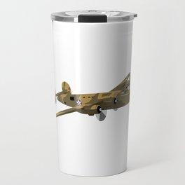 B-24 Liberator WW2 Heavy Bomber Travel Mug