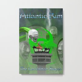 Atlantic Rim - Chapter One Metal Print
