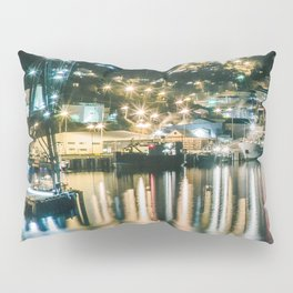 Bright Nights, City Lights Pillow Sham