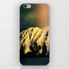 Aurora Triangularis iPhone & iPod Skin