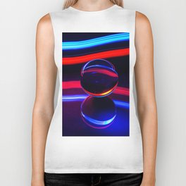 The Light Painter 5 Biker Tank