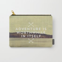 Worthwhile Carry-All Pouch