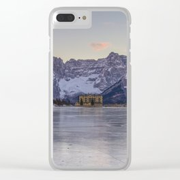 The Thin Ice Clear iPhone Case