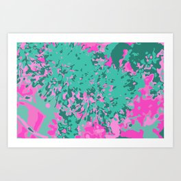 Lasata Bloom Art Print