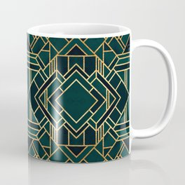 Art Deco 2 Coffee Mug